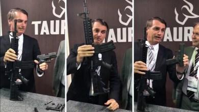 Photo of #Brasil: Projeto de flexibilização do porte de armas está sendo preparado, de acordo com Bolsonaro