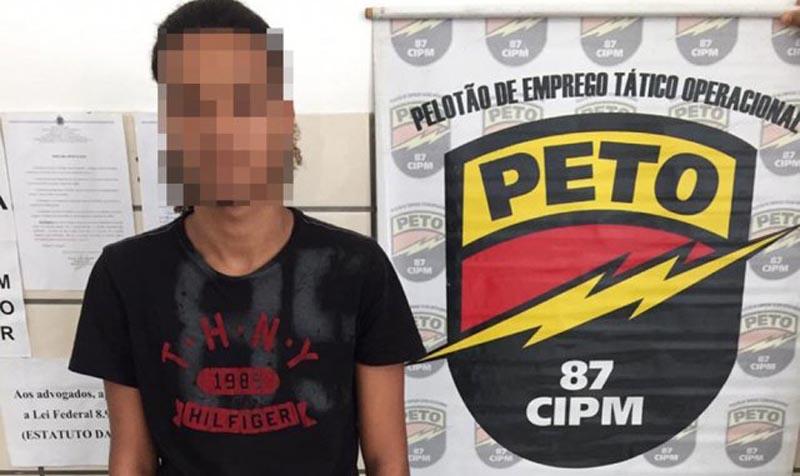#Bahia: Polícia detém jovem de 18 anos após posts com ameaça de atentado a escola do estado