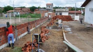 Photo of Chapada: Creche do município de Itaberaba passa por melhorias com construção de muro