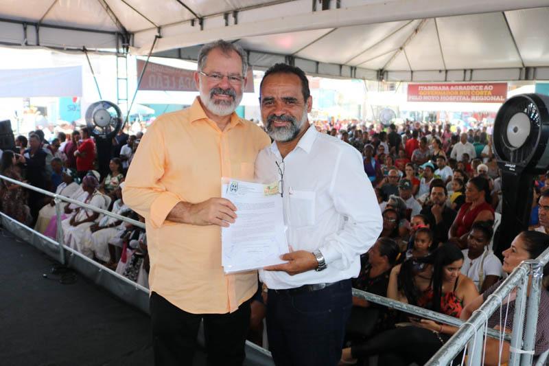 Chapada: Prefeito de Utinga já tem a maioria das assinaturas dos gestores para implantação do curso de agronomia