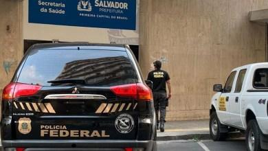 Photo of Operação da PF apura fraudes e desvio de dinheiro em unidades municipais de saúde em Salvador