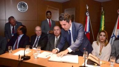 Photo of #Bahia: TCM tem novo presidente; Plínio Carneiro Filho assume cargo em cerimônia concorrida