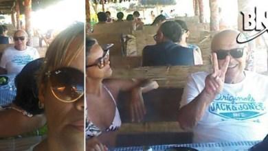 Photo of #Bahia: Anthony Hopkins é visto de férias em Vila de Santo André na região de Santa Cruz Cabrália