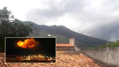 Photo of Chapada: Chuva ajuda a apagar incêndio de grande proporção na Serra do Orobó em Ruy Barbosa