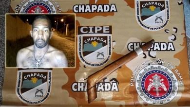 Photo of Chapada: Bandido que atirou em criança é preso por policiais da Cipe em Ruy Barbosa