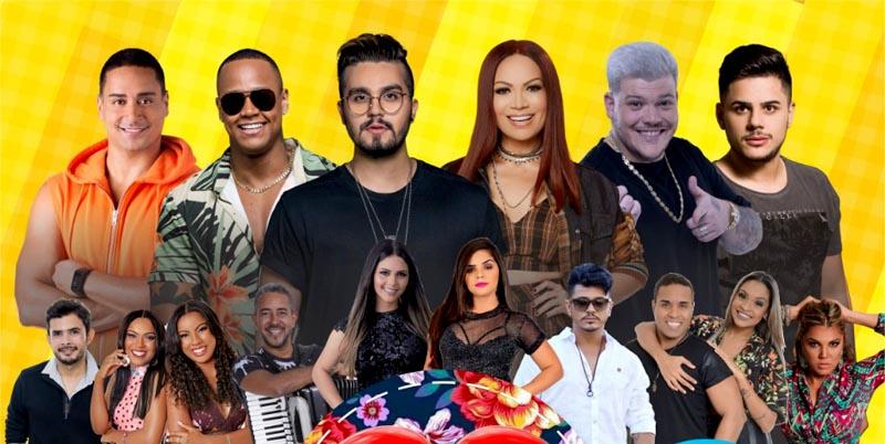 #SãoJoão: Conceição do Almeida é a primeira cidade na Bahia a divulgar grade oficial de festa junina