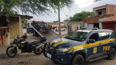 Photo of #Bahia: Operação da PRF em Capim Grosso apreende 54 veículos por irregularidades