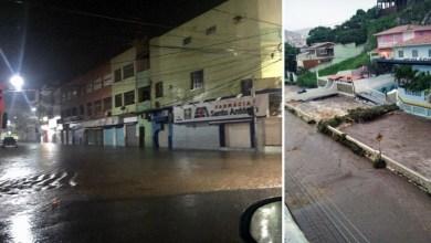 Photo of Chapada: Estragos da chuva começam a ser contabilizados em Jacobina; ponte caiu e imóveis foram afetados