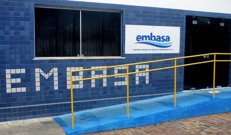 #Bahia: Concurso da Embasa deve preencher 854 vagas em níveis superior, médio e técnico