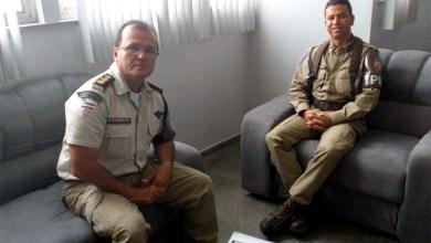 Photo of Chapada: Reunião entre comandantes da PM em Itaberaba avalia fortalecimento de ações conjuntas