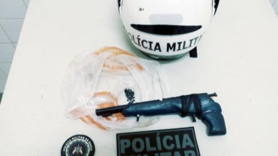 Photo of Chapada: Policiais da Ronda Rural da PM apreendem arma de fogo no município de Itaberaba