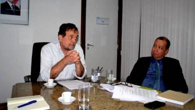 Photo of Secretário de Planejamento Walter Pinheiro discute cooperação técnica com a Unesco