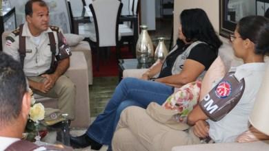 Photo of Chapada: Comandante do 11º BPM em Itaberaba visita redação do Jornal da Chapada e fala das novas ações na região