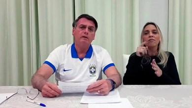 """Photo of """"No que depender de mim, será tipificada como terrorismo"""", diz Bolsonaro sobre ocupação de terra"""