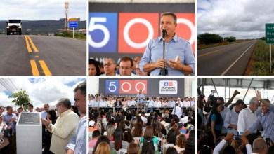 Photo of Chapada: Governador baiano celebra 500 viagens ao interior com entregas em Morro do Chapéu
