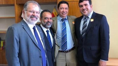 Photo of Deputado Marcelo Nilo apoia gestores baianos na 'Marcha dos Prefeitos' em Brasília