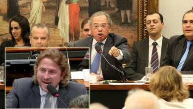 Photo of #Vídeo: Discussão entre Paulo Guedes e Zeca Dirceu encerra audiência na Câmara e assessora vai parar na delegacia