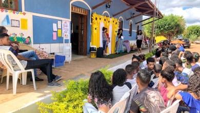Photo of Chapada: Programação cultural celebra 17 anos de fundação da Biblioteca Municipal de Itaetê