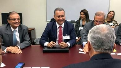 Photo of Governador Rui Costa inicia missão internacional com reunião no Banco Interamericano de Desenvolvimento