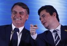 Photo of Ministro Sérgio Moro reage a Lula com aval de Bolsonaro e pede reação no Congresso Nacional