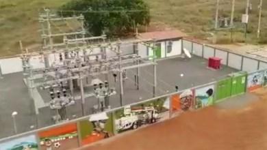 Photo of Chapada: Subestação para distribuição de energia elétrica é inaugurada em Nova Redenção