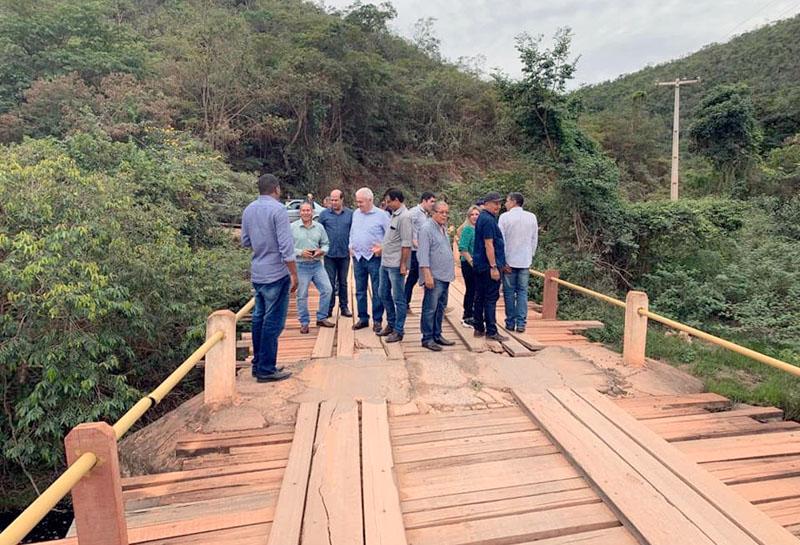 Chapada: Recuperação de ponte na região do Vale do Capão custará mais de R$1 milhão