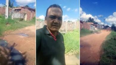 Photo of Chapada: Vereador de Boa Vista do Tupim denuncia descaso e falta de infraestrutura em rua da cidade