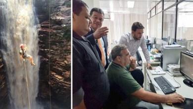 Photo of Chapada: Cachoeira do Buracão pertence a Ibicoara, confirma diretor de Informações Geoambientais da Bahia