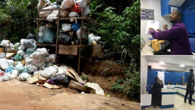 Photo of Chapada: Grupo de ambientalistas e moradores do Vale do Capão cobram melhorias na coleta de lixo