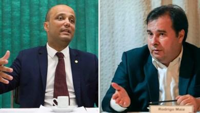 Photo of #Brasil: Rodrigo Maia anuncia rompimento com líder do governo Bolsonaro após polêmica