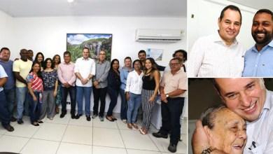 Photo of Chapada: Nelson Leal visita a região, se reúne com políticos e critica redução de verbas para a Ufba