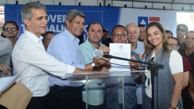 Photo of #Bahia: Governo estadual assina ordem de serviço para reforma de colégio em Rafael Jambeiro