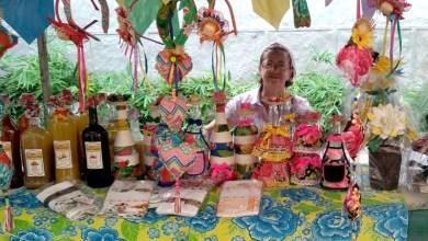 Photo of Chapada: Microempreendedoras Individuais comercializam produtos durante Arraiá Vila do Comércio em Jacobina