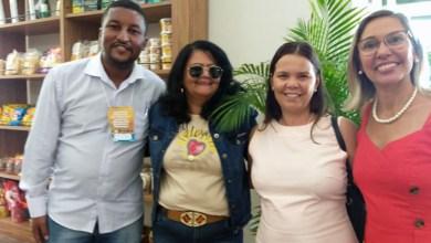 Photo of Chapada: Professor Williams e Cybele Amado falam sobre educação durante encontro territorial em Itaberaba