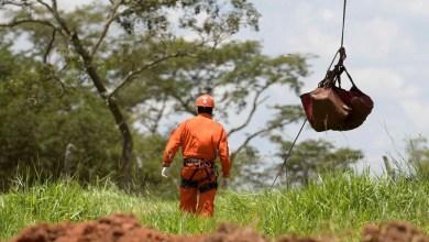Photo of #Urgente: Bombeiros militares encontram corpo completo quatro meses depois de tragédia em Brumadinho