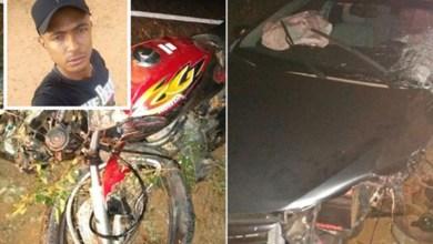 Photo of #Bahia: Motociclista morre em acidente em povoado do município de Livramento de Nossa Senhora