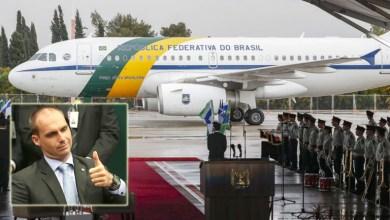 Photo of #Polêmica: Avião da FAB com 39kg de cocaína integrava comitiva de Bolsonaro; deputado acusou PT
