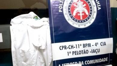 Photo of Chapada: Falso médico é preso atendendo pessoas em Iaçu; prefeitura afirma que ele não possui vínculo com município