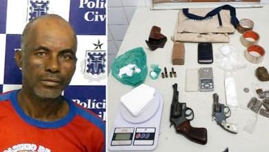 Photo of Chapada: Homem dispara contra policiais da Cipe e morre durante operação no município de Itaetê