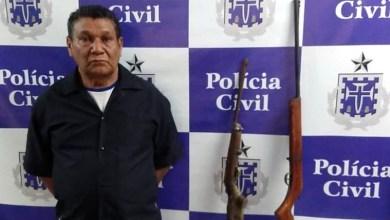 Photo of Chapada: Polícia prende homem acusado de abusar de crianças no município de Pindobaçu