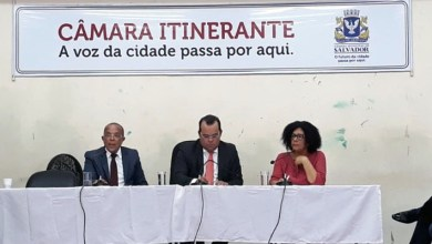 Photo of Vereador do PT quer aproximar Legislativo das comunidades de Salvador durante 'Câmara Itinerante'