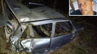 Photo of Chapada: Grave acidente na região do município de Gentio do Ouro deixa uma pessoa morta