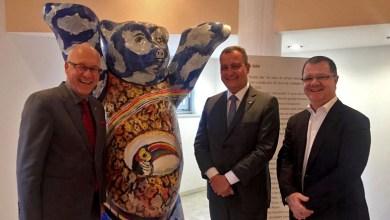 Photo of Governador da Bahia traça parcerias para o Consórcio Nordeste com embaixador da Alemanha