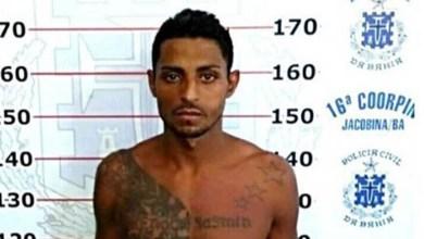 Photo of Chapada: Fugitivo da delegacia de Jacobina é recapturado pela polícia após buscas na região