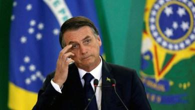"""Photo of Bolsonaro comemora condenação de Zé de Abreu e responde sobre morte João Gilberto: """"Era uma pessoa conhecida"""""""
