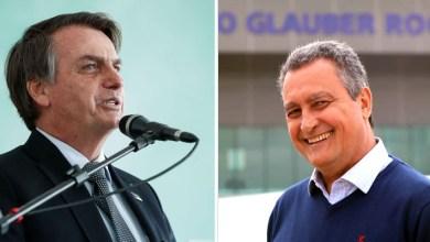 """Photo of Rui rebate Bolsonaro em relação à atuação da PM na inauguração de aeroporto: """"A PM tem mais o que fazer"""""""