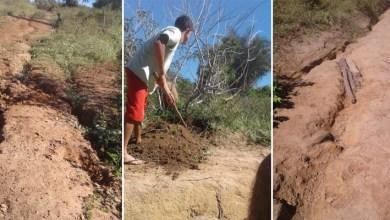 Photo of Chapada: Moradores de Ibiquera reclamam da falta de cuidados com estradas e pedem providências