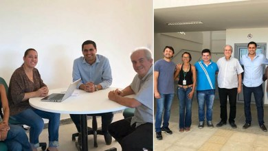 Photo of Chapada: Prefeito de Itaberaba Ricardo Mascarenhas consegue emenda de R$1 milhão para obra no IF Baiano