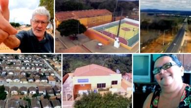 Photo of Chapada: População de Utinga acompanha melhorias realizadas pelo prefeito Joyuson Vieira; confira vídeo