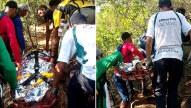 Photo of Chapada: Mulher é resgatada em trilha na região do Vale do Capão após bater cabeça em pedra